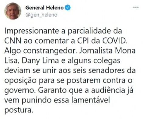 """470x0_1625665601_60e5b041326fe_hd General Heleno sobe o tom e detona a postura de jornalistas da CNN: """"Constrangedor!"""""""