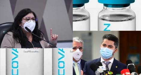 Elucidativo, Marcos Rogério desmonta narrativa sobre corrupção na compra da Covaxin (veja o vídeo)