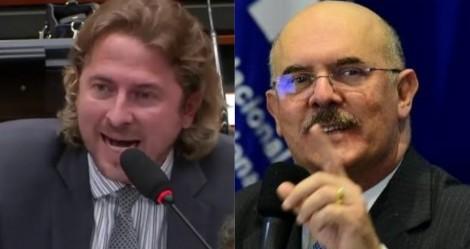 """Zeca Dirceu tenta """"lacrar"""" e leva resposta desmoralizante do ministro da Educação (veja o vídeo)"""