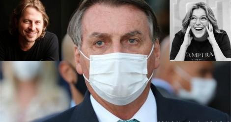 """Banda podre do país, liderada por """"Danielzinho"""", ataca Bolsonaro e deixa o veneno escorrer pela boca"""