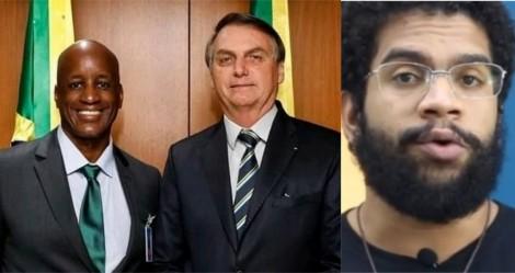 """Sérgio Camargo esculacha esquerdopata, o """"guru"""" de Caetano, que deseja morte de Bolsonaro"""