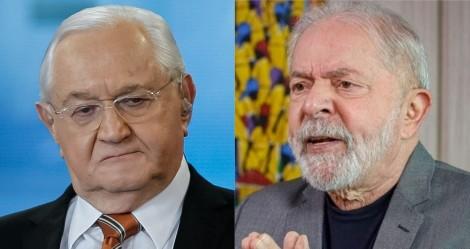Boris Casoy sobe o tom, escancara a hipocrisia de Lula sobre Cuba e manda um recado (veja o vídeo)