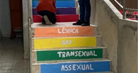 Escola promove atividade LGBT com crianças do ensino fundamental e gera revolta dos pais