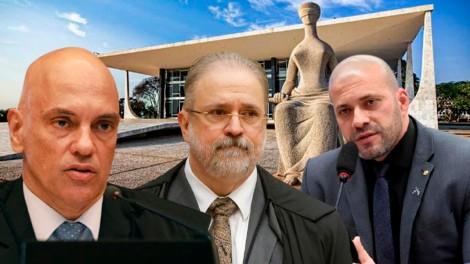 Os bastidores do pedido de prisão do ministro do STF, Alexandre de Moraes (veja o vídeo)