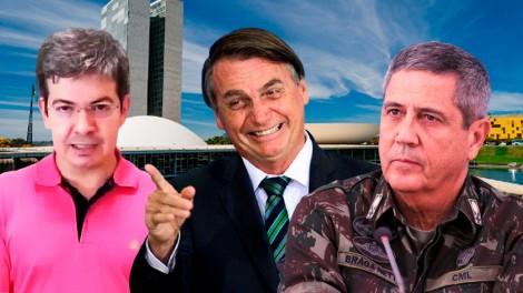 AO VIVO: A vitória de Bolsonaro / Randolfe desmascarado? / Brasil avança no ranking das potências militares  (veja o vídeo)