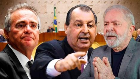 AO VIVO: Lula prevê impeachment ou interdição de Bolsonaro / Renan pede ajuda para Moraes / A verdade sobre Aziz (veja o vídeo)