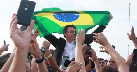 Pesquisa em SC mostra Bolsonaro no topo e escancara a derrocada de Lula