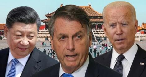 AO VIVO: A estratégia de Bolsonaro / Tensão entre Japão e China (veja o vídeo)