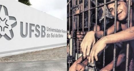 """Universidade da Bahia aprova """"reserva de vagas"""" para presidiários"""
