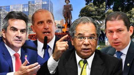 AO VIVO: Reforma ministerial / Querem incendiar o país? / Os R$ 54 milhões da Fundação Roberto Marinho (veja o vídeo)