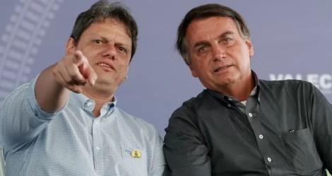 Brilhante, Tarcísio destrói narrativa de esquerda e explica por que vale a pena investir no Brasil (veja o vídeo)