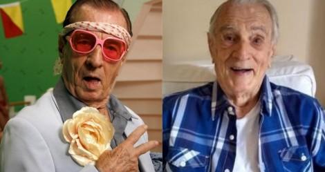 """Aos 101 anos, morre ator e dublador Orlando Drummond, o """"Seu Peru"""""""