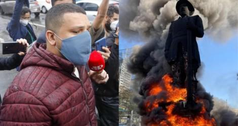 """A insanidade doentia dos terroristas """"justiceiros sociais"""""""