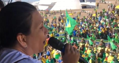Bia Kicis parte pra cima do STF e da CPI e detona censura contra os que falam a verdade