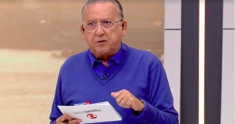 Ao vivo, vaza novo áudio de Galvão e ele faz pedido inusitado