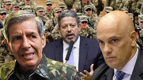 AO VIVO: STF investiga Bolsonaro / Militares americanos no Brasil / CPI do TSE (veja o vídeo)