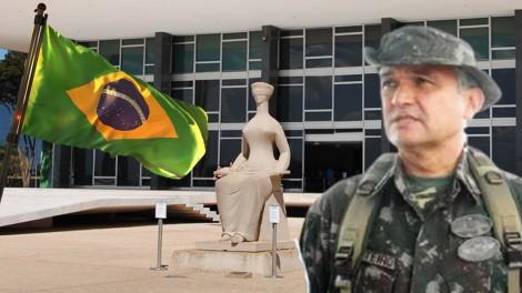 """General escancara: """"Quem está contra a democracia, que vá para Cuba, Venezuela!"""" (veja o vídeo)"""