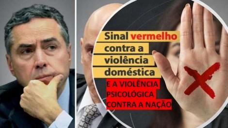 SOS BRASIL! Estamos numa relação abusiva com o STF