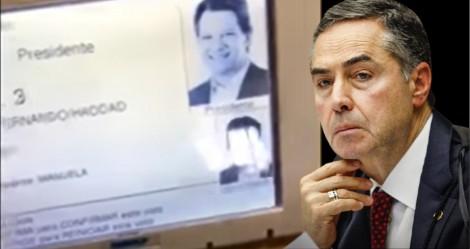 O botão quebrado e o incrível caso da urna inviolável de Barroso, onde se digitava 1 e aparecia o 13!