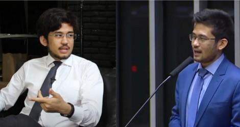 As duas faces de Kim… Eleito defendendo o voto impresso eletrônico, muda discurso de uma hora pra outra! (veja o vídeo)