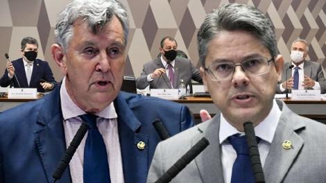 Exclusivo: Senador Heinze se defende das acusações do senador Alessandro Viera (veja o vídeo)