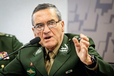 """O General que enfrentou o Supremo, comandou o Exército com garra e colocou o """"último prego"""" no caixão do PT"""