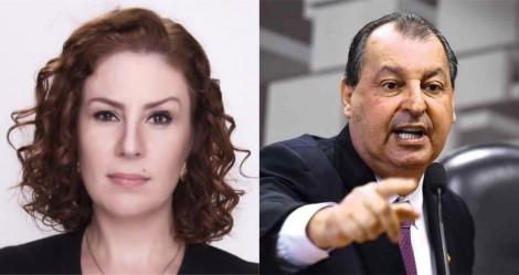Zambelli escancara abuso de autoridade de Aziz, após justiça anular prisão de ex-servidor pela CPI