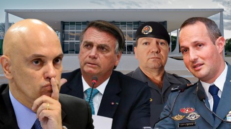 "AO VIVO: STF tentará prender Bolsonaro? / Doria ""caça"" PMs que apoiam Bolsonaro (veja o vídeo)"