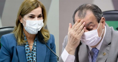 """O """"desespero colossal"""" de Aziz com o processo de Mayra Pinheiro"""