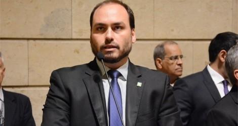 URGENTE – Justiça quebra sigilos fiscal e bancário de Carlos Bolsonaro