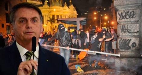 """Otoni descobre ação """"black bloc"""" no dia 7 e faz alerta pela segurança da população que vai às manifestações"""
