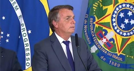 """Bolsonaro convida membros do Supremo a ficar diante do povo e avisa que 7 de setembro será uma """"fotografia para o mundo"""" (veja o vídeo)"""