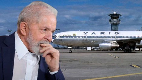 EXCLUSIVO: Lula e o escândalo que destruiu a Varig, a maior empresa aérea brasileira (veja o vídeo)