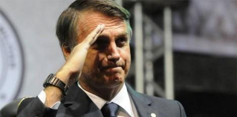 Bolsonaro surpreende o establishment e avança para libertar o Brasil (veja o vídeo)