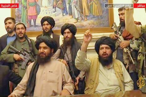Adultos de volta ao comando – menos no Afeganistão