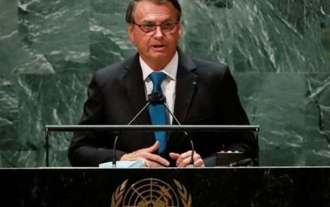 Bolsonaro discursa, oposição entra em desespero e redações da velha mídia vão à loucura