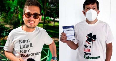 """""""Nem Lula, nem Bolsonaro"""", o mantra de quem sofre de deficiência moral grave"""