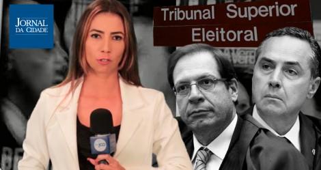 Entenda a perseguição covarde do TSE contra o Jornal da Cidade Online (veja o vídeo)