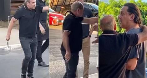 """Polícia confirma que ataque ao advogado de Bolsonaro foi """"tentativa de homicídio"""" (veja o vídeo)"""