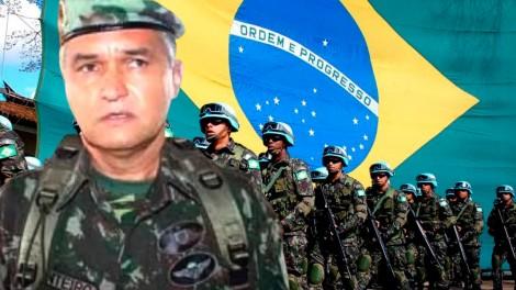A formula do General Girão para o Brasil avançar: Fim dos partidos corruptos e mais investimentos em segurança (veja o vídeo)