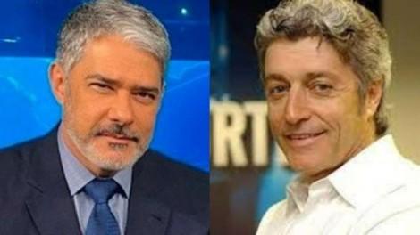 Com Bonner e Caco Barcellos competindo, Globo sai de mãos abanando do Prêmio Emmy de Jornalismo