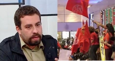 O tuíte, as duras respostas e a 'nova' vergonha de Guilherme Boulos!