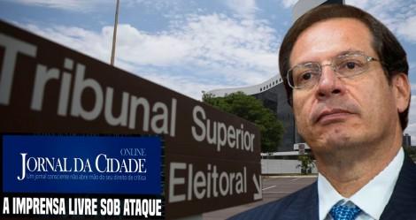 "TSE mantém censura ao JCO e ""velha mídia"" comemora"
