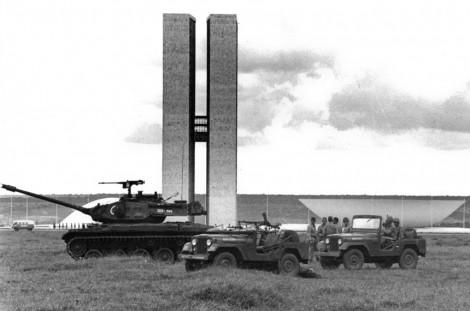 O Brasil à beira do Comunismo e os Generais que afastaram a ameaça em 1964
