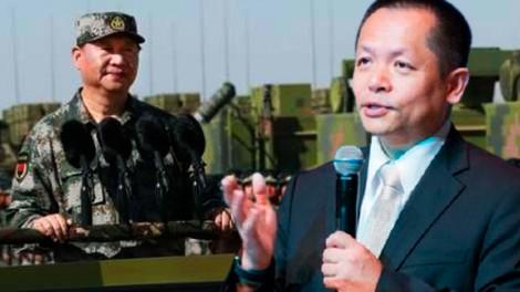"""""""A ameaça chinesa nunca parou, mas estamos preparados"""", afirma embaixador de Taiwan (veja o vídeo)"""