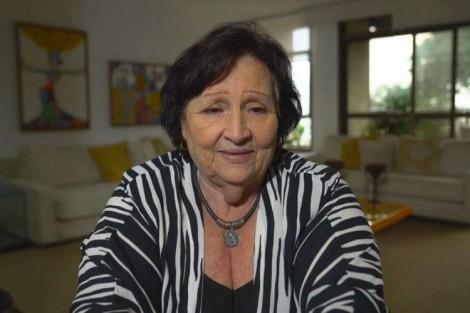"""Bater palma para Renan Calheiros? Só se eu fosse muito louca"", diz mãe de ator Paulo Gustavo"