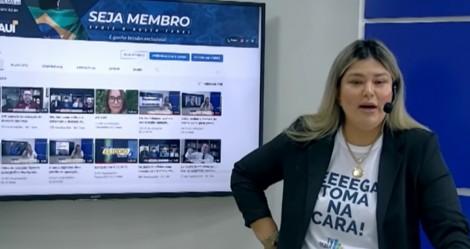 TV Piauí denuncia grave perseguição da Globo e jornalista desabafa (veja o vídeo)