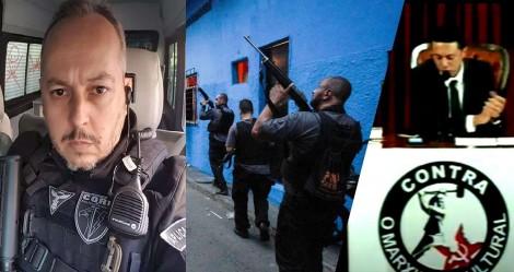 Policiais denunciados por mortes de bandidos no Jacarezinho são aplaudidos na Câmara de Niterói (veja o vídeo)