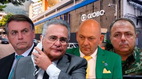 AO VIVO: O dia mais macabro na CPI / Os 53 nomes de Renan / Nova derrota da Globo (veja o vídeo)