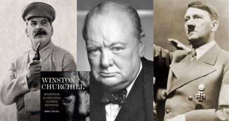 """Revelação que mudou tudo... Churchill o """"terror"""" do Comunismo e o momento mais sombrio da história"""